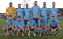 FC BOURGOIN - Le GROUPE pour la réception de Clermont Foot B
