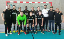 Futsal (Barrage D2) - Le FC CHAVANOZ se rapproche de la D2