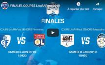 Coupe LAuRA - Foot - Les FINALES en direct vidéo