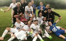 Coupe du Rhône Féminine Vial – Le FC BORDS de SAÔNE ne l'a pas volé, le FC CHAPONNAY-MARENNES n'a pas démérité