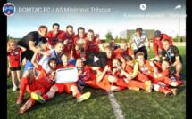 Coupe LAuRA - Le résumé de la finale AS MISERIEUX-TREVOUX - FC DOMTAC