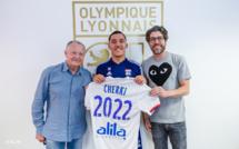 OL INFO : Rayan Cherki signe son 1er contre pro !