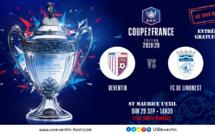 Reventin - FCLSD (4e tour CDF) se jouera à Saint-Maurice l'Exil