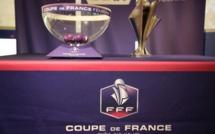 Les résultats du troisième tour de la coupe de France féminine