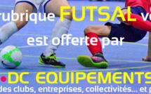 Trois arrivées au FC Vaulx Futsal