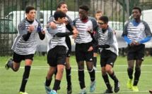 U15 (D2) ES Trinité Lyon - USEL Foot (3-2) : les photos de Robert Ageron