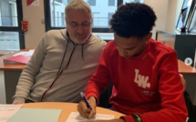 Un jeune de l'AS Saint-Priest s'engage avec l'AJ Auxerre