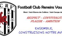 Le FC Reneins Vauxonne cherche à renforcer son équipe d'éducateurs