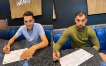 De nouvelles signatures à Chazay