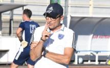 Alain Pochat (FC Villefranche Beaujolais) fait le point avant le Stade Briochin