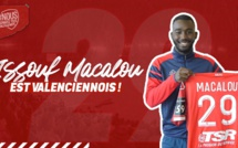 Direction la Ligue 2 pour Issouf Macalou