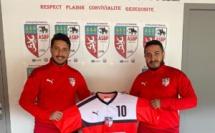 """Walid MEKKI (AS Bellecour Perrache) : """"Très fier que le club me fasse confiance"""""""
