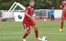 Entretien. Maxime Jasse: «J'ai le FC Villefranche dans les veines»