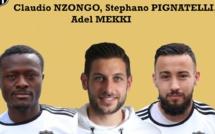 [Mercato] Trois nouvelles arrivées à Chassieu Décines